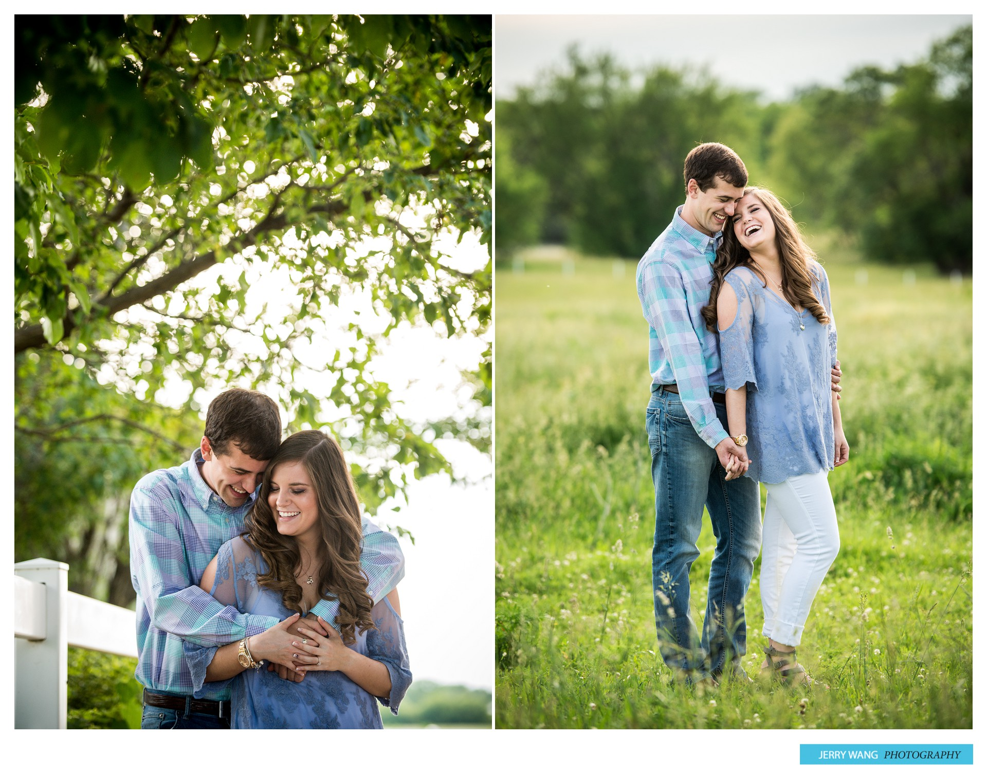 S&B_Spring_Hills_Kansas_Hickory_Creek_Engagement_Session 1