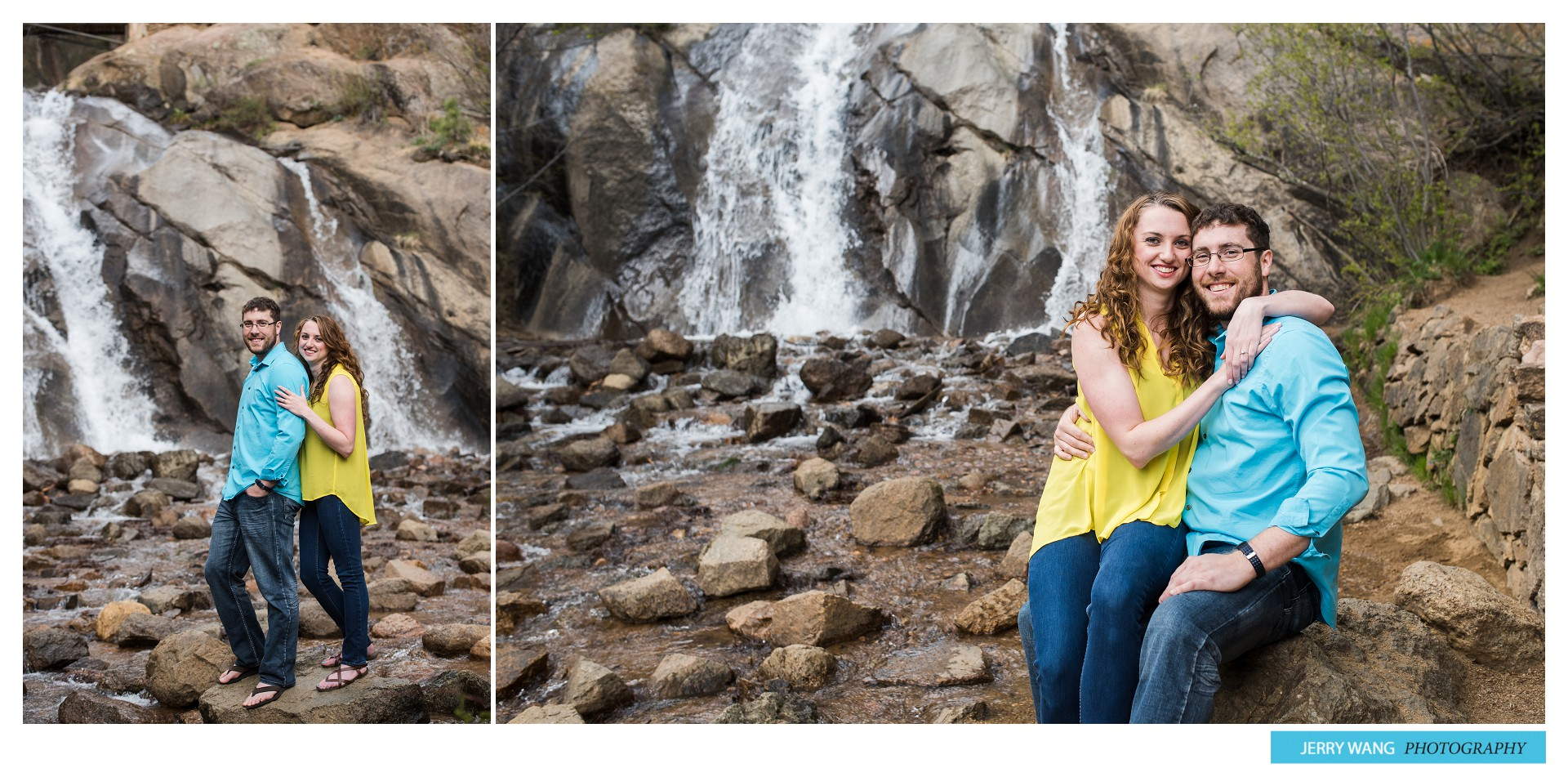 P N Colorado Springs Engagement Session Garden Of The Gods Jerry Wang Photography