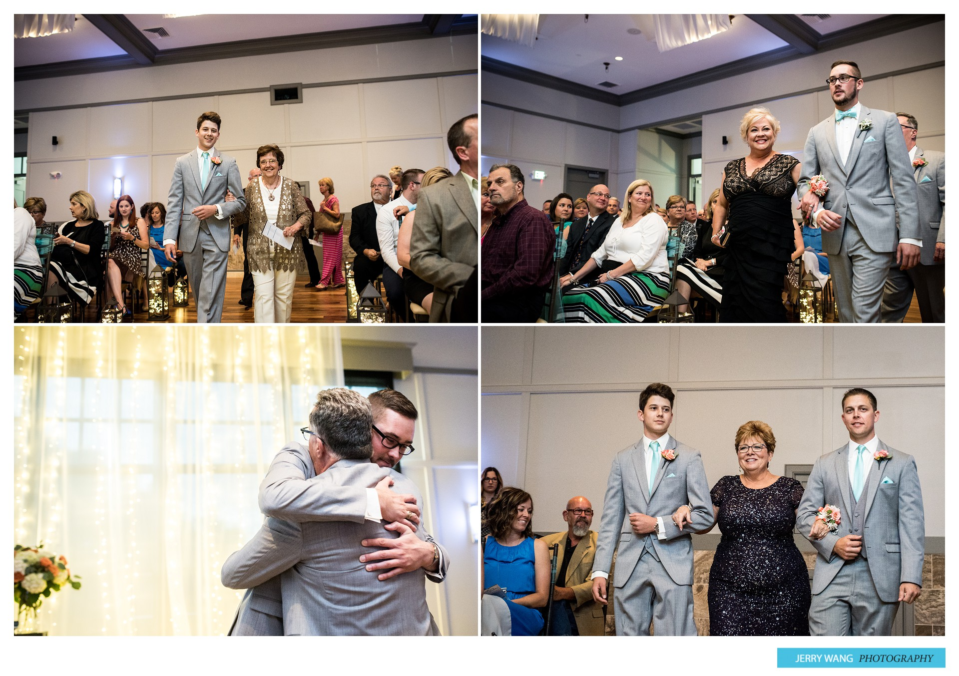 A&J | Overland Park Kansas Wedding | Noah's Event Space ...