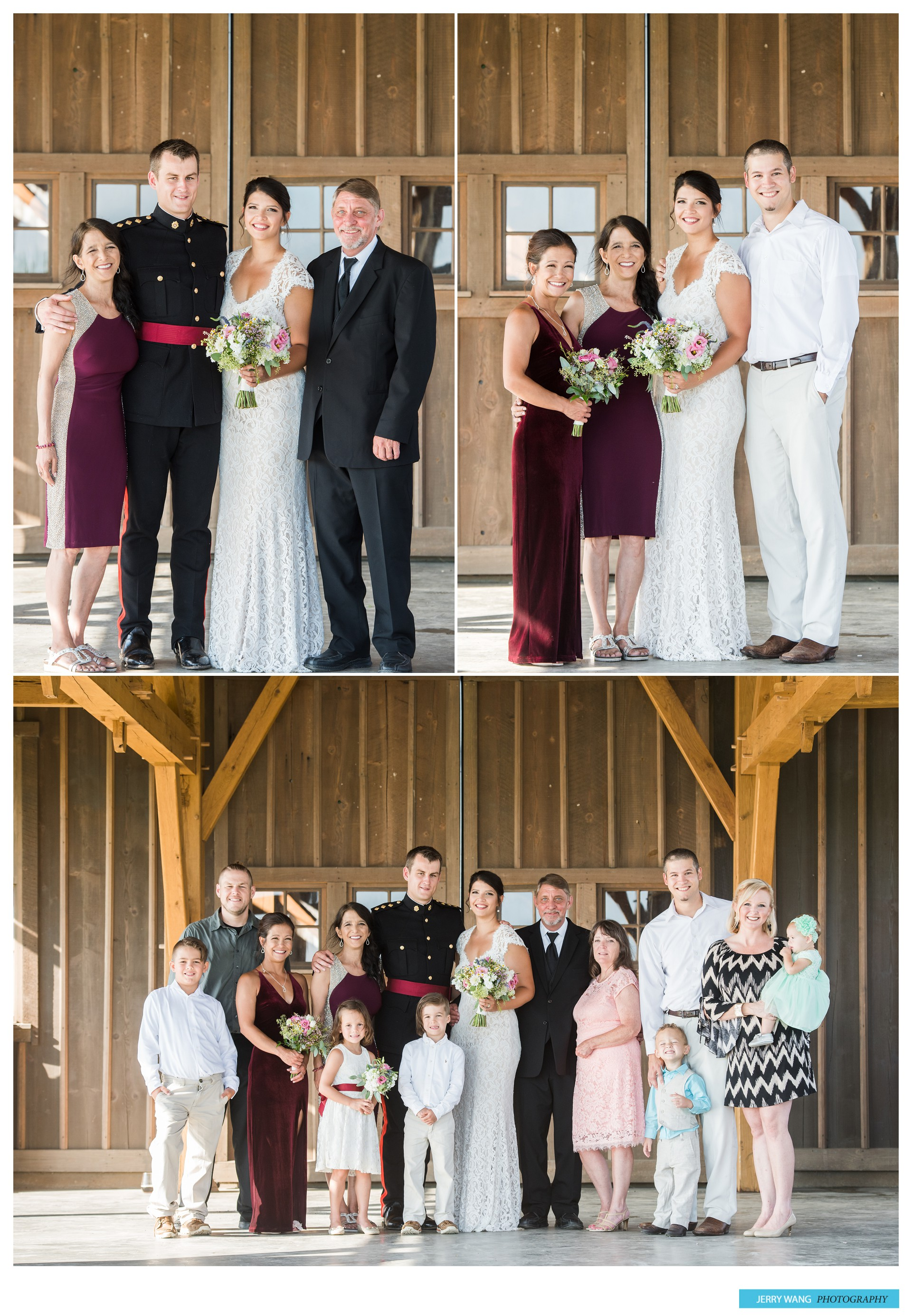K&J | Weston Red Barn Farm Wedding | Weston Missouri ...